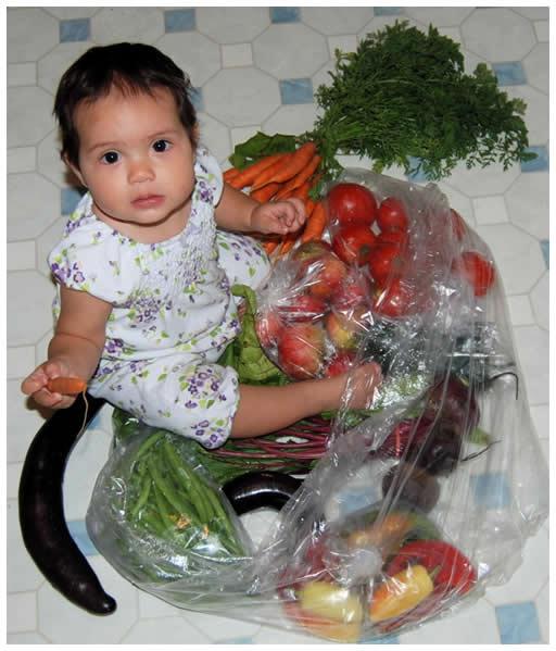 veggie bag bonus?