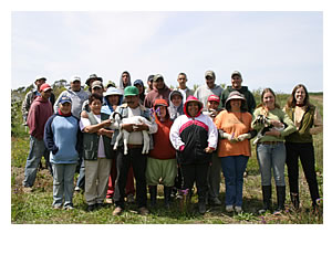 our crew, spring 2008