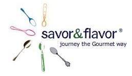 savor&flavor logo